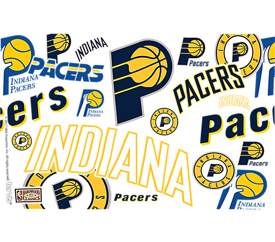 NBA® Indiana Pacers All Over image number 1