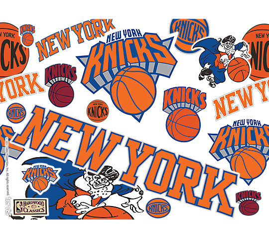 NBA® New York Knicks All Over image number 1