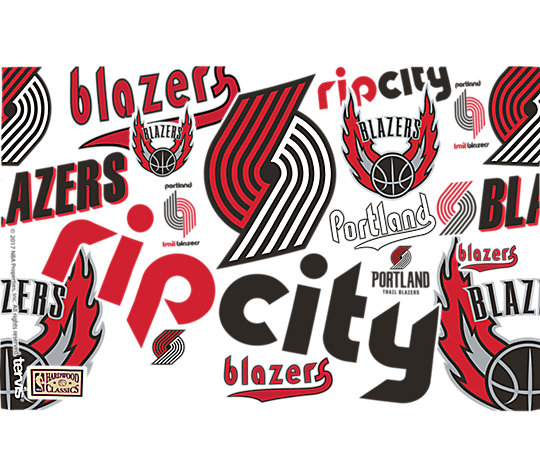 NBA® Portland Trail Blazers All Over image number 1