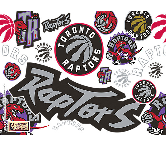 NBA® Toronto Raptors All Over image number 1