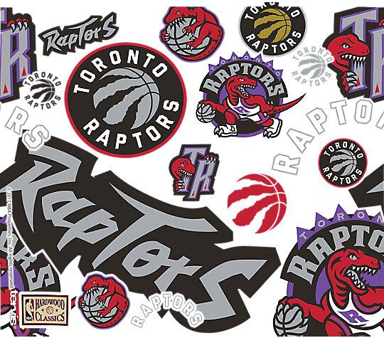 NBA® Toronto Raptors All Over image number 1