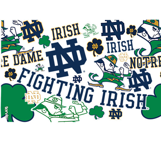Notre Dame Fighting Irish All Over