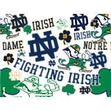 Notre Dame Fighting Irish All Over