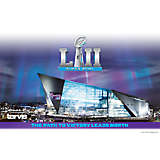 NFL® Stainless Steel Tumbler, Super Bowl 52 Minneapolis
