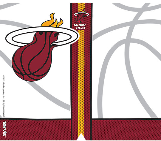 NBA® Miami Heat Basketball image number 1