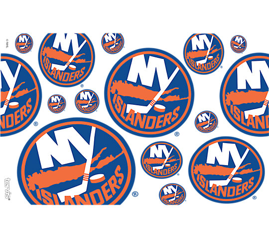 NHL® New York Islanders® All Over image number 1