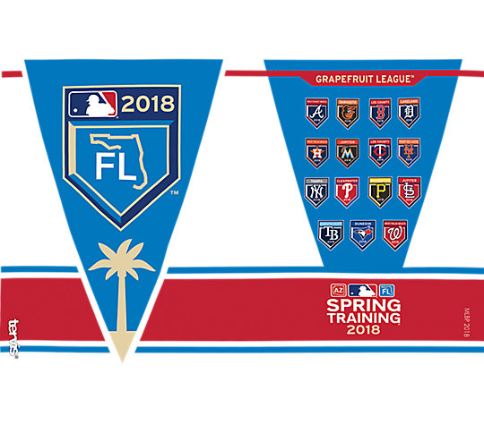 MLB® Spring Training Grapefruit League 2018 image number 1