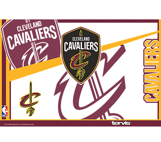 NBA® Cleveland Cavaliers Paint image number 1