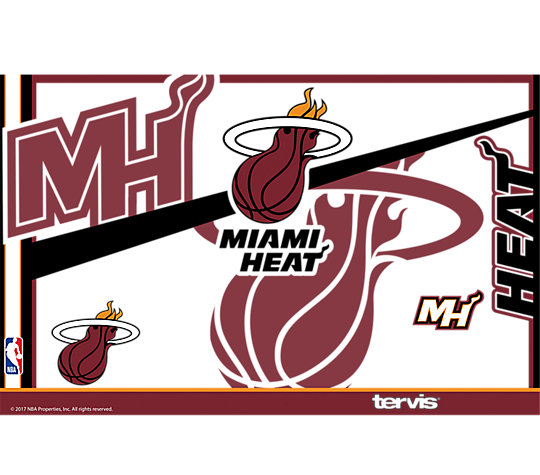NBA® Miami Heat Paint image number 1