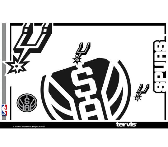 NBA® San Antonio Spurs Paint