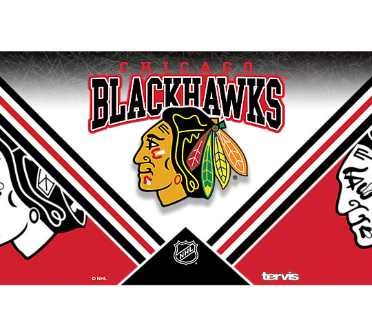 NHL® Chicago Blackhawks® Ice image number 1