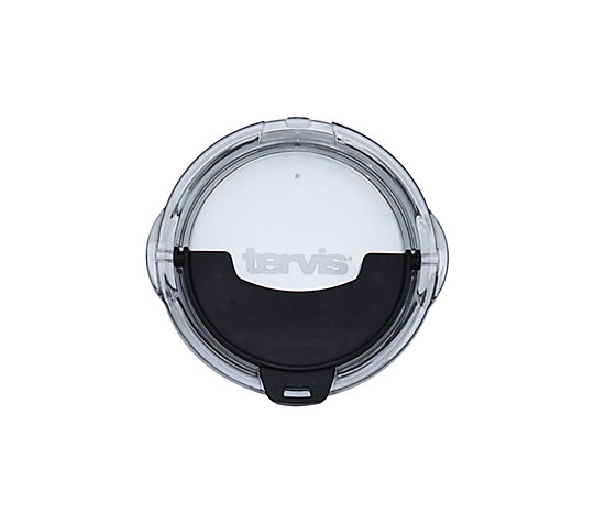 Clear and Black Hammer Lid image number 0