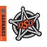 Oklahoma State Cowboys Star Colossal
