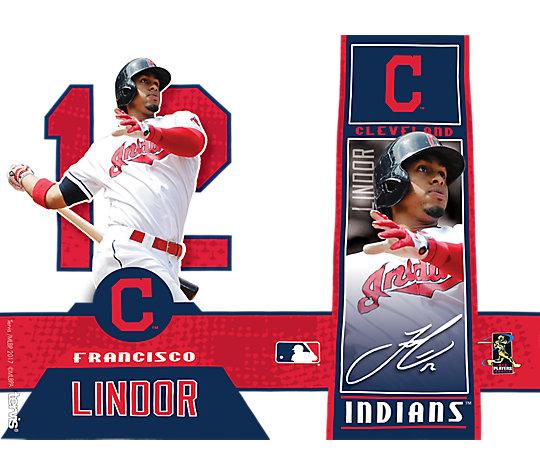MLB® Cleveland Indians™ Francisco Lindor image number 1