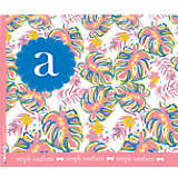 INITIAL - A Simply Southern® Pastel Leaves
