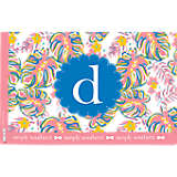 INITIAL - D Simply Southern® Pastel Leaves