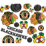 NHL® Chicago Blackhawks® All Over