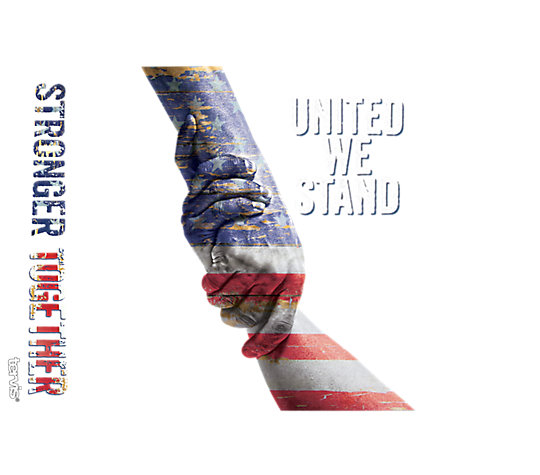 Stronger Together United We Stand