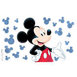 Disney - Mickey Mouse Groovin Mickey