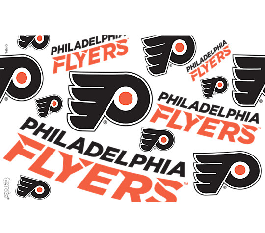NHL® Philadelphia Flyers® All Over image number 1