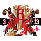 NBA® Houston Rockets Chris Paul and James Harden