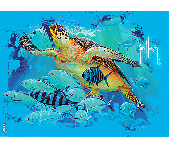 Guy Harvey® - Mirage Turtle image number 1
