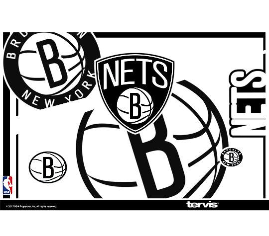 NBA® Brooklyn Nets Paint image number 1
