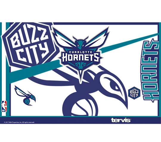 NBA® Charlotte Hornets Paint image number 1