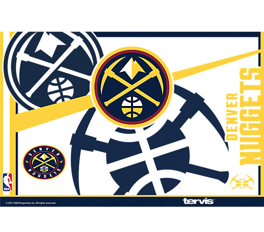 NBA® Denver Nuggets Paint