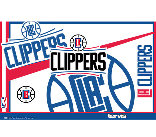 NBA® Los Angeles Clippers Paint image number 1