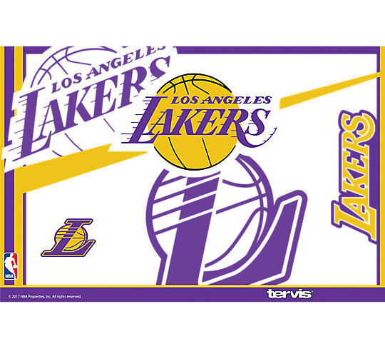 NBA® Los Angeles Lakers Paint image number 1