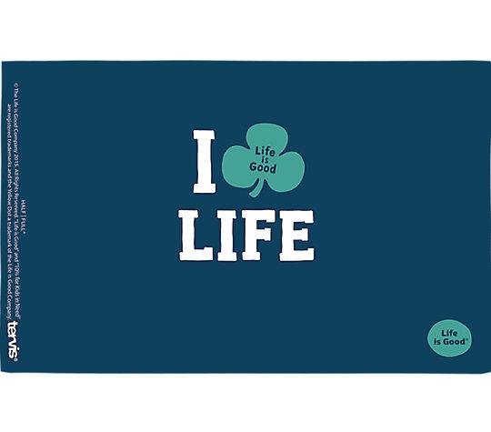 Life is Good® - I Love Life Shamrock image number 1