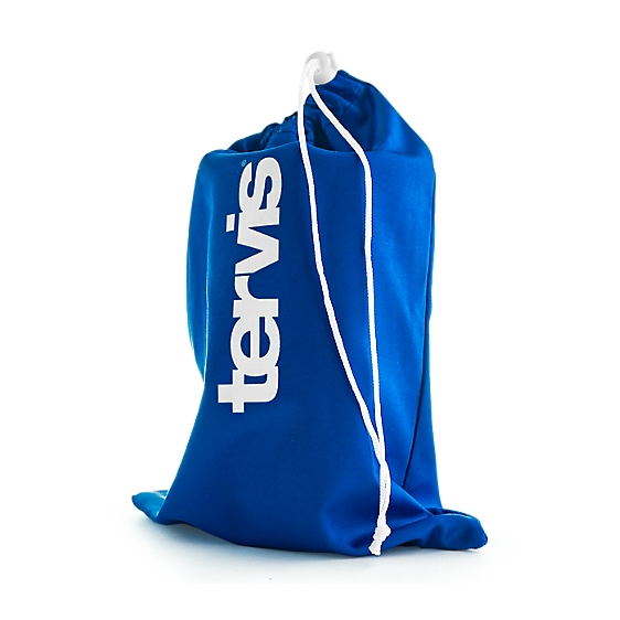 Blue Tervis Micro Fiber Drawstring Bag