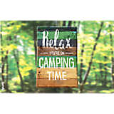 Relax You're On Camping Time