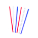"Reusable Straight Straws 10"""
