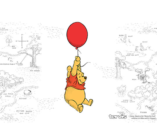 Disney - Winnie the Pooh Balloons image number 1
