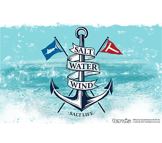 Salt Life® - Salt Wind Water