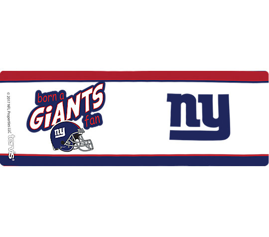 NFL® New York Giants Born a Fan image number 1