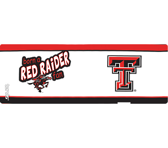 Texas Tech Red Raiders Born a Fan image number 1
