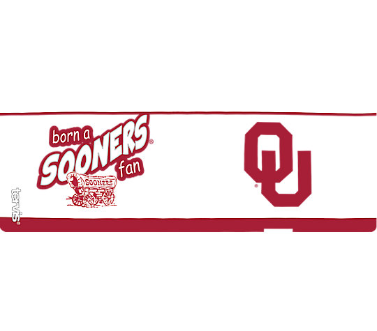 Oklahoma Sooners Born a Fan image number 1