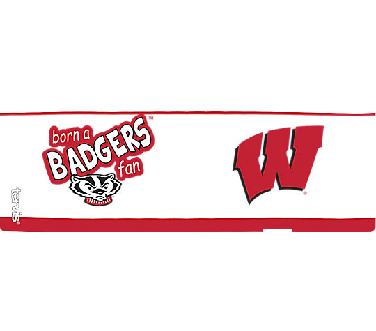 Wisconsin Badgers Born a Fan image number 1