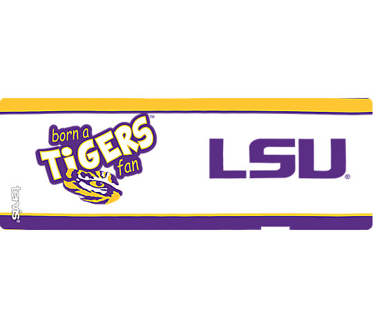 LSU Tigers Born a Fan image number 1