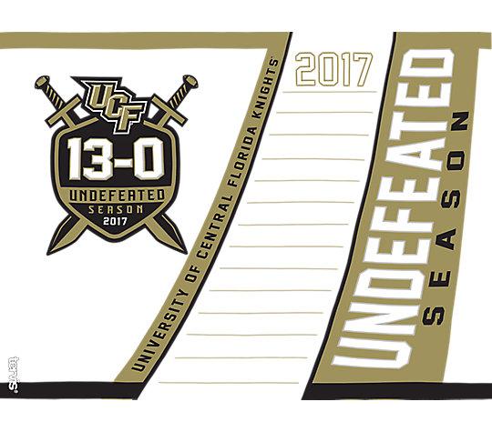 UCF Knights Undefeated 13-0 Season