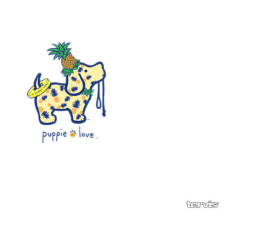 Puppie Love - Pineapple Pup image number 1