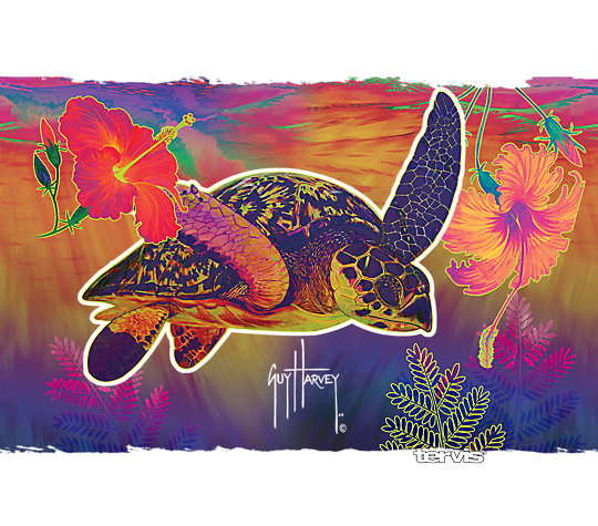 Guy Harvey® - Neon Turtle image number 1