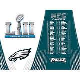 NFL® Philadelphia Eagles NFC Champions Super Bowl 52 Bound