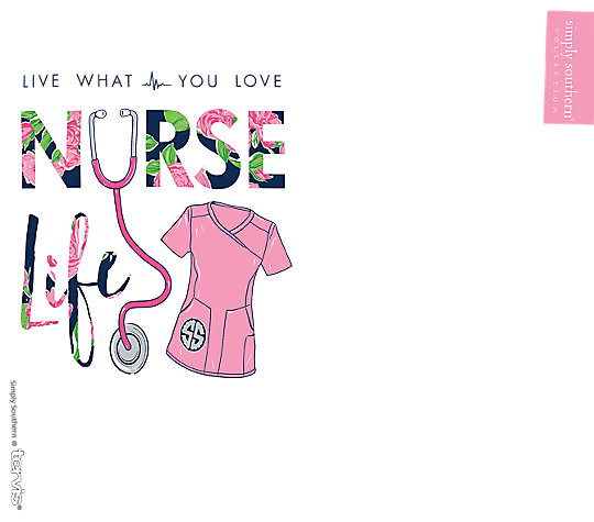 Simply Southern® - Nurse Life image number 1