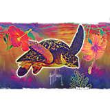 Guy Harvey® - Neon Turtle