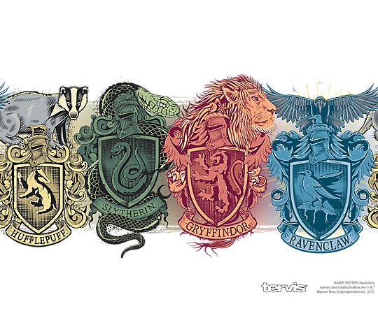 Harry Potter™ - Illustrated Crests image number 1