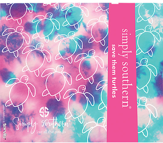 Simply Southern® - All Over Sea Turtles image number 1